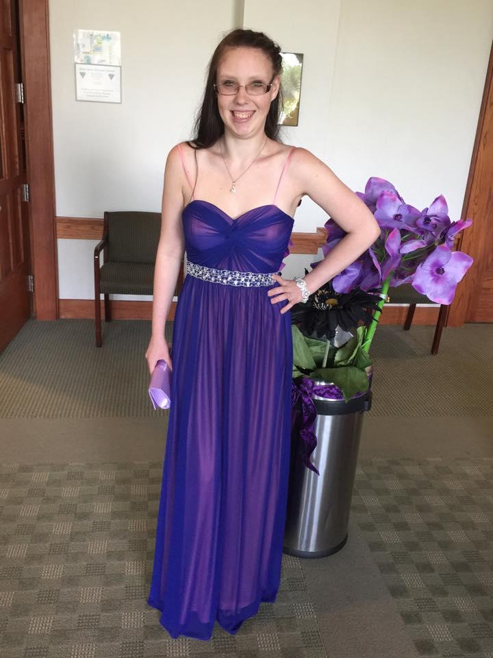 Hanna at the Ball!