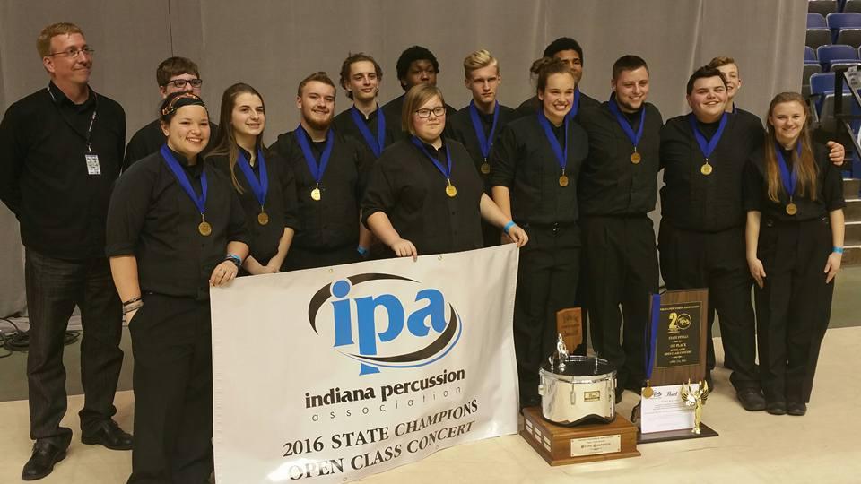 2016 IPA STATE CHAMPIONS
