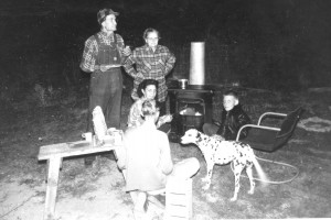 1953 FALL COOKOUT
