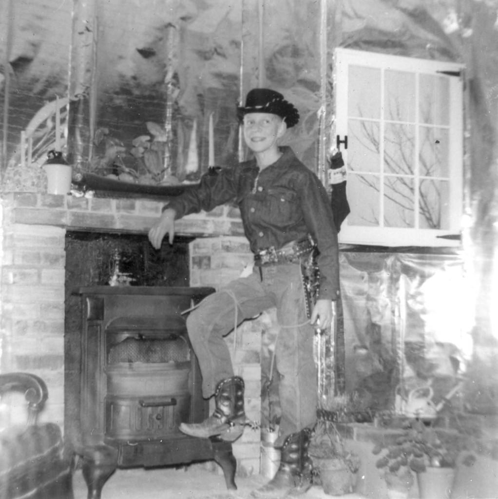 1953 FRANKLIN STOVE