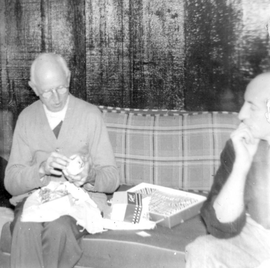 1953 GRANDPA WOLFF