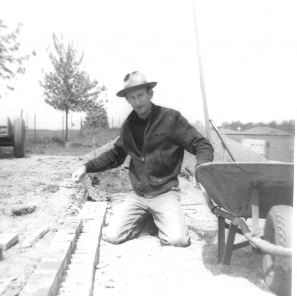 1953 DEN FOOTING
