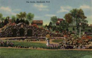 THE GROTTO AT SHADYSIDE