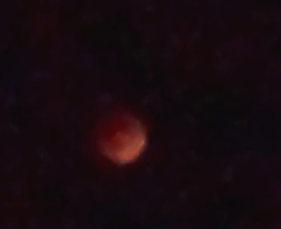 2015 SEPTEMBER BLOOD MOON