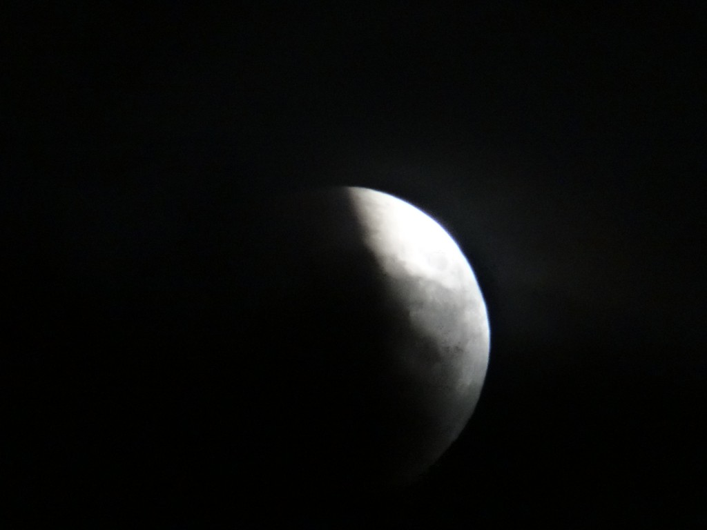 2015 SEPTEMBER MOON ECLIPSE