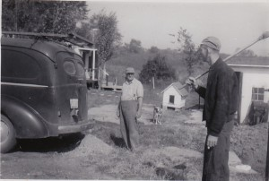 1952 NEALIS AND DAD