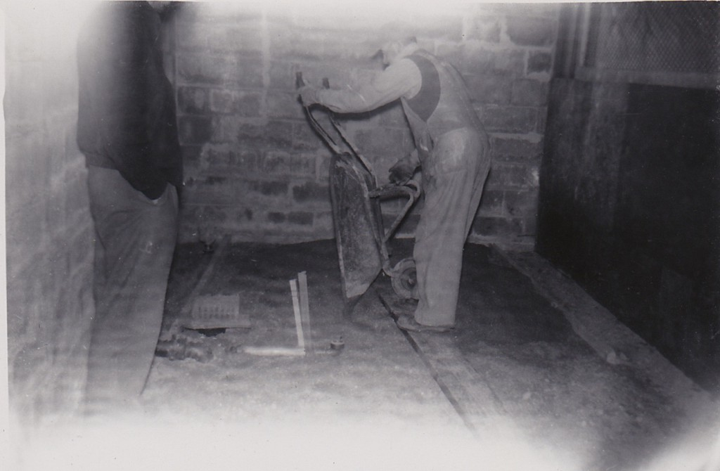 1952 FIRST CEMENT