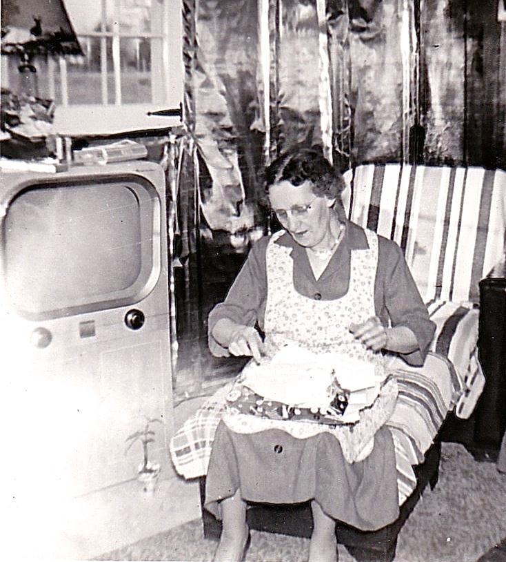 1953 GRANDMA WOLFF