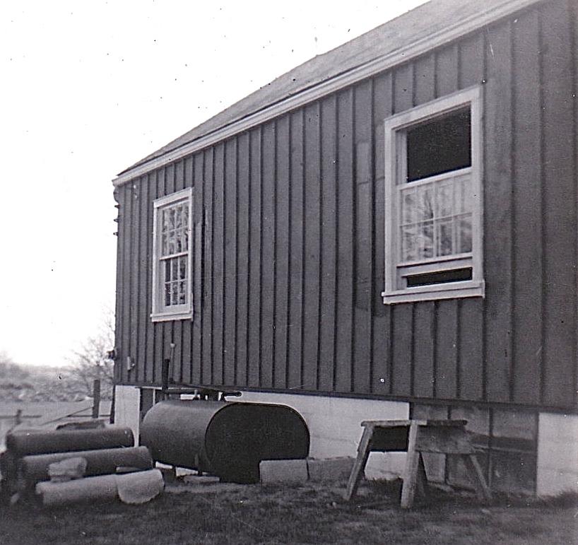 1954 NEW WINDOWS