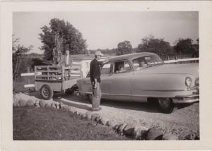 1954 GRANDPA`S TRAILER