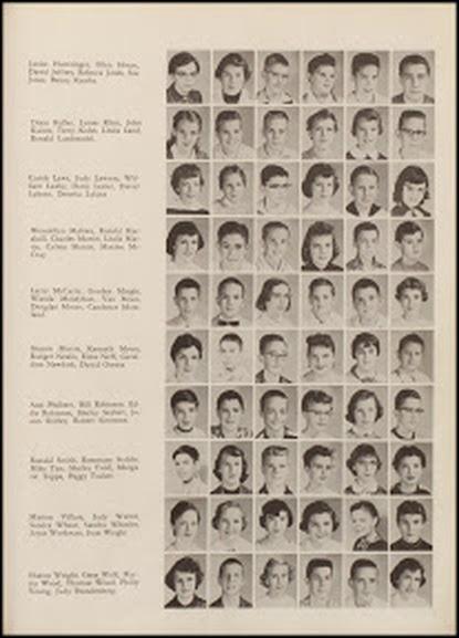 1955 EIGHTH GRADE