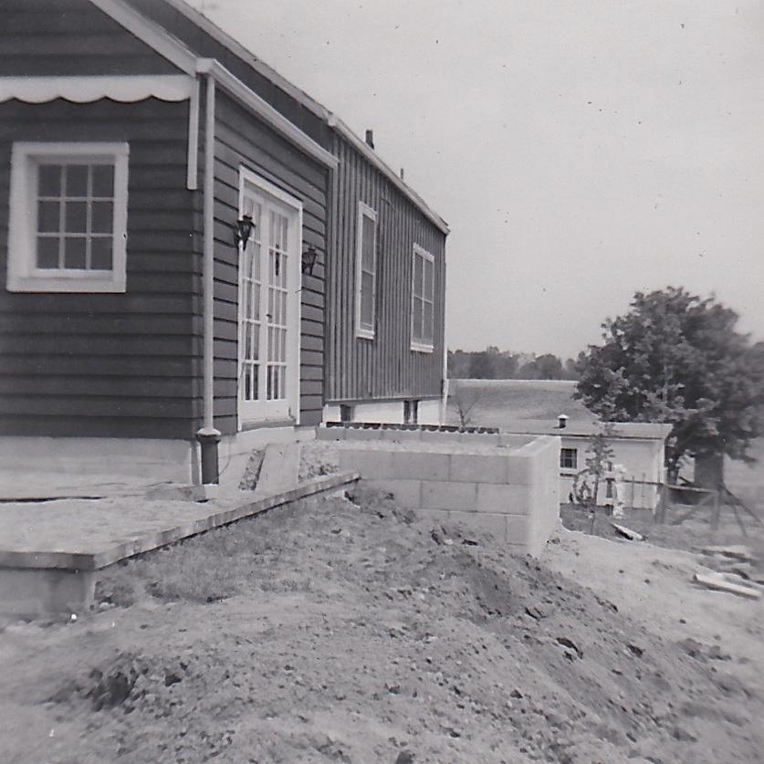 1954 SUNROOM