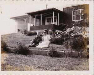 1954 MOTHER & I