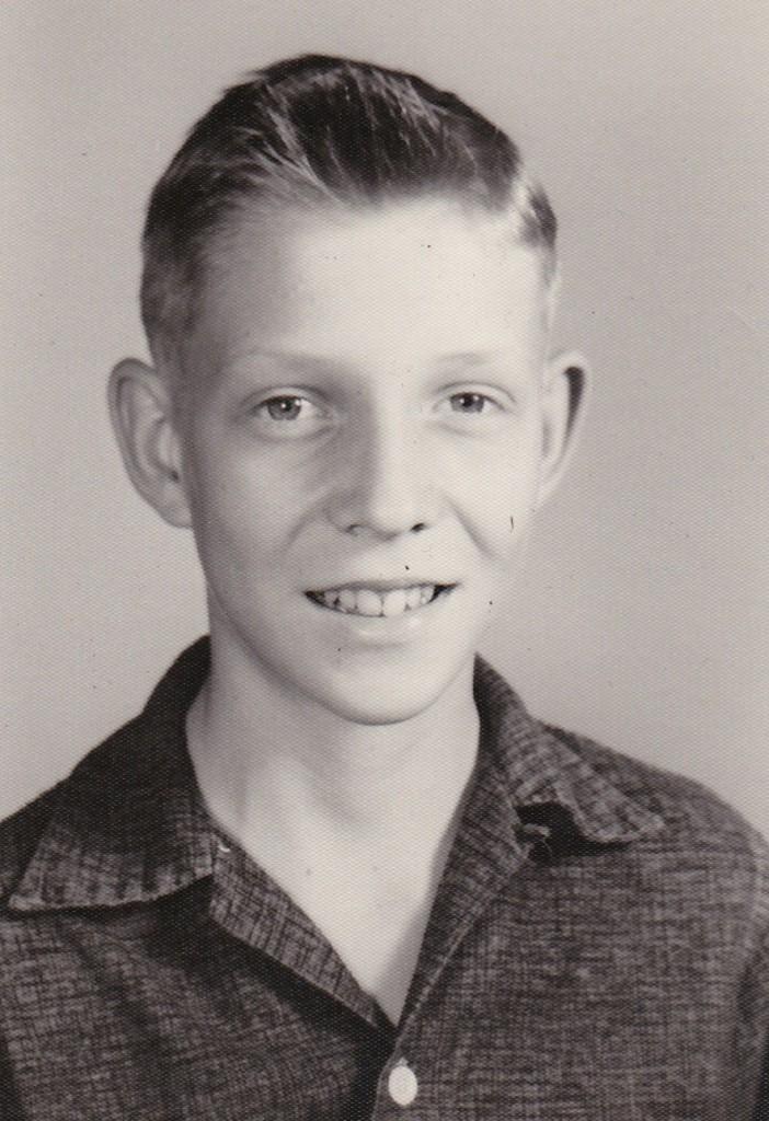 1955 SKIP EIGHTH GRADE