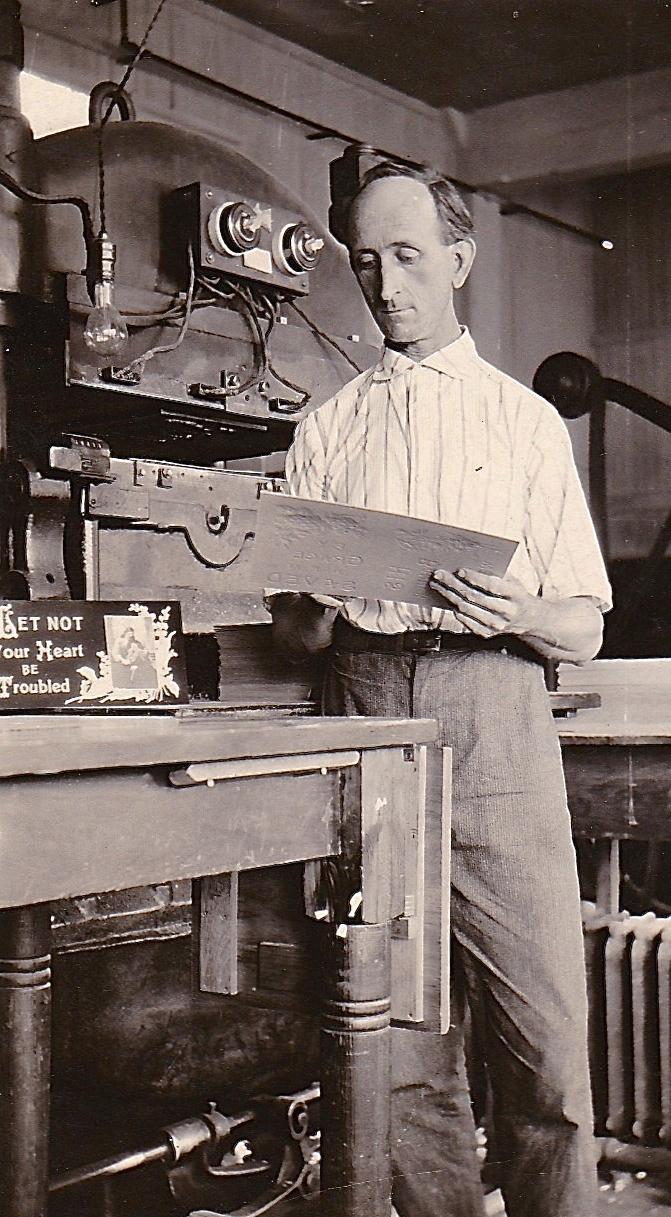 1901 FELIX WOLFF
