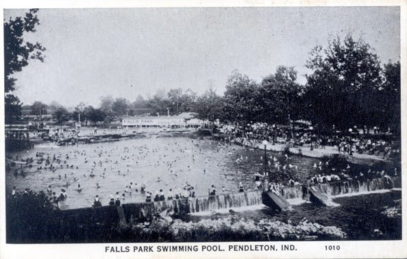 PENDLETON FALLS PARK POOL