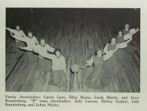 1957-8 CAROLE LAWS