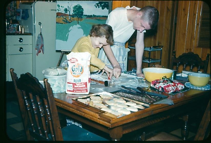 1957 BCKING COOKIES