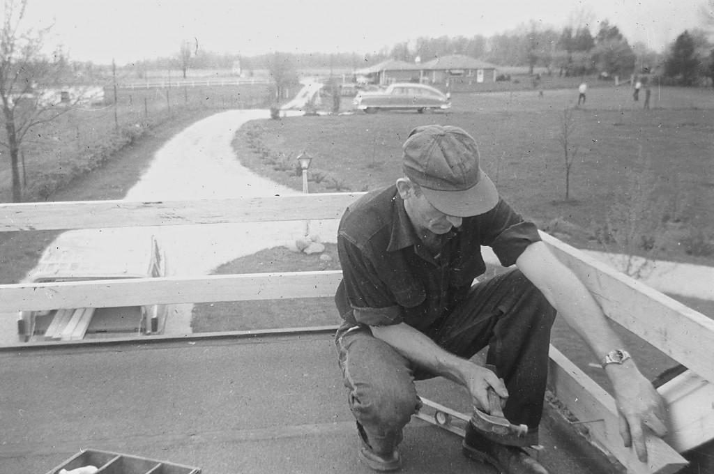 1956 DAD & CARPORT
