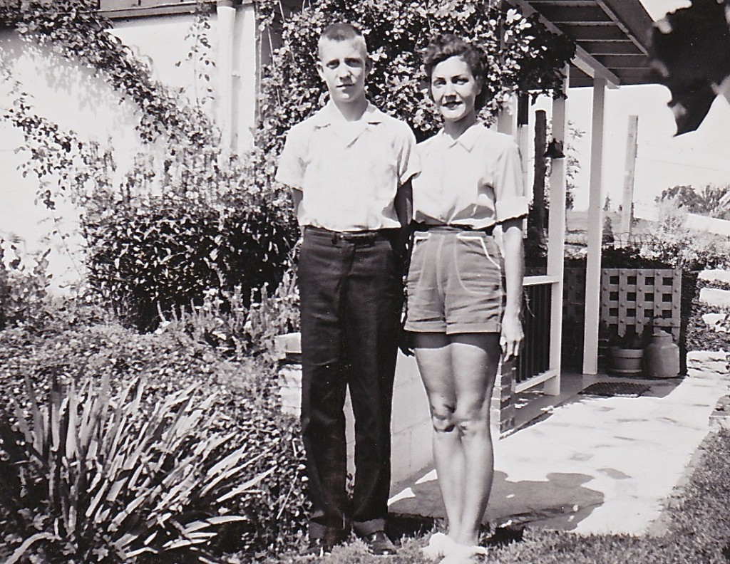 1957 MOTHER & I