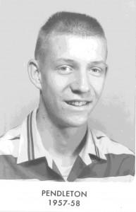 1957-8 SOPHOMORE
