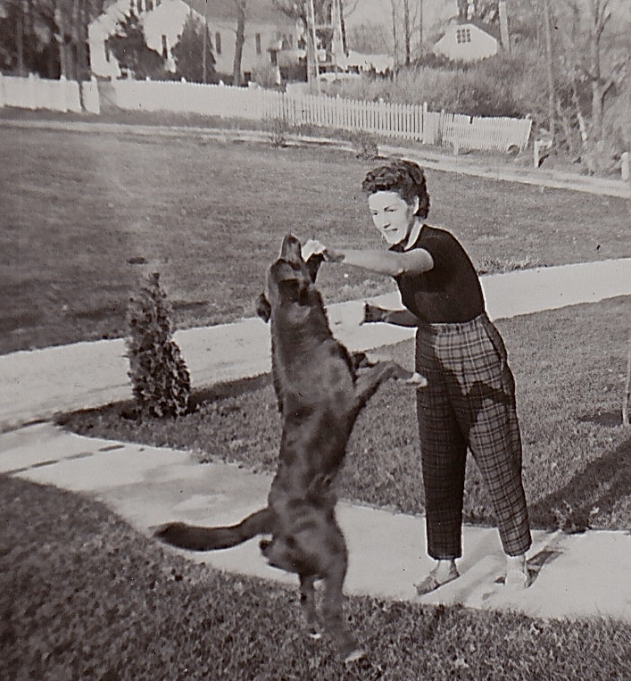 1957 MOTHER & TIPPY