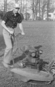 1956 DAD & SNAPPING TURTLE