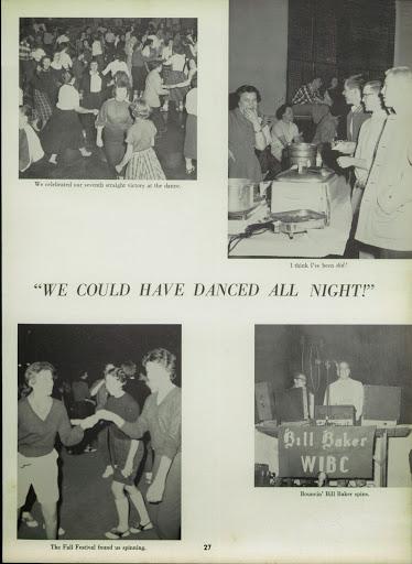 1958 SOCK HOP