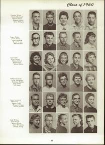 1958-9 CLASS PHOTOS