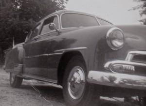 1958 CHEVY 1951 sedan