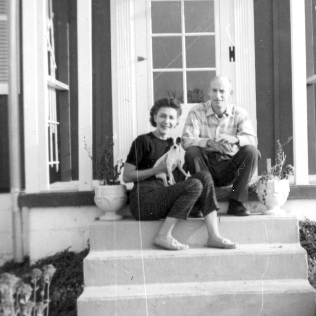 1958 MOTHER & COOKIE
