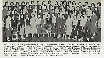1958-9 SUNSHINE SOCIETY