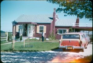 1956 NASH RAMBLER