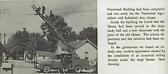 1958 NEW STOP LIGHT
