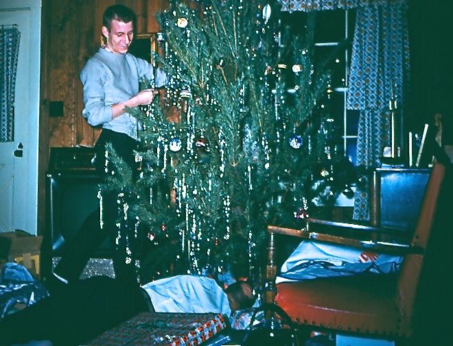 1958 CHRISTMAS, SKIP
