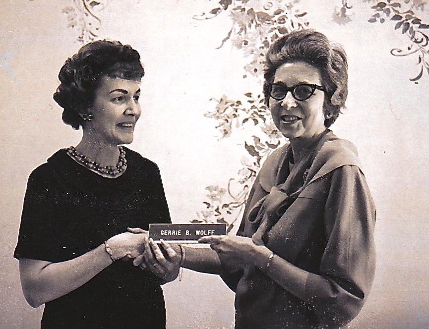 1958 MOTHER & FRAN LATZ VP