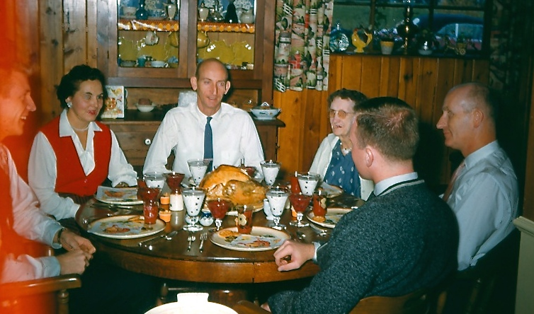 1959 WOLFF`S THANKSGIVING