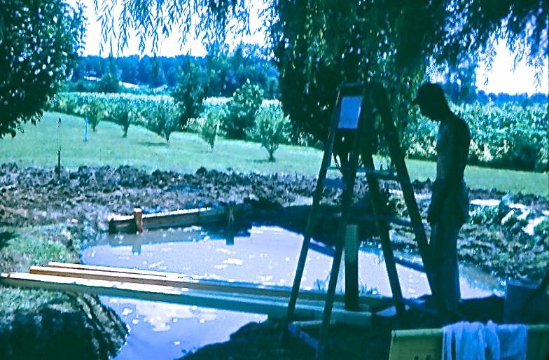 1959 DAD`S BRIDGE