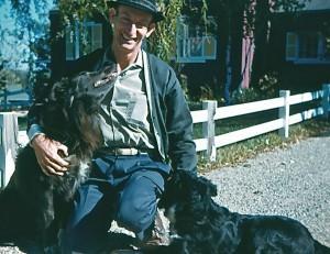 1959 Dad , Tippy & Tina
