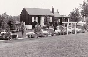 1959 HISTORIC HOMES TOUR