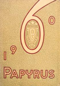 1960 PAPYRUS