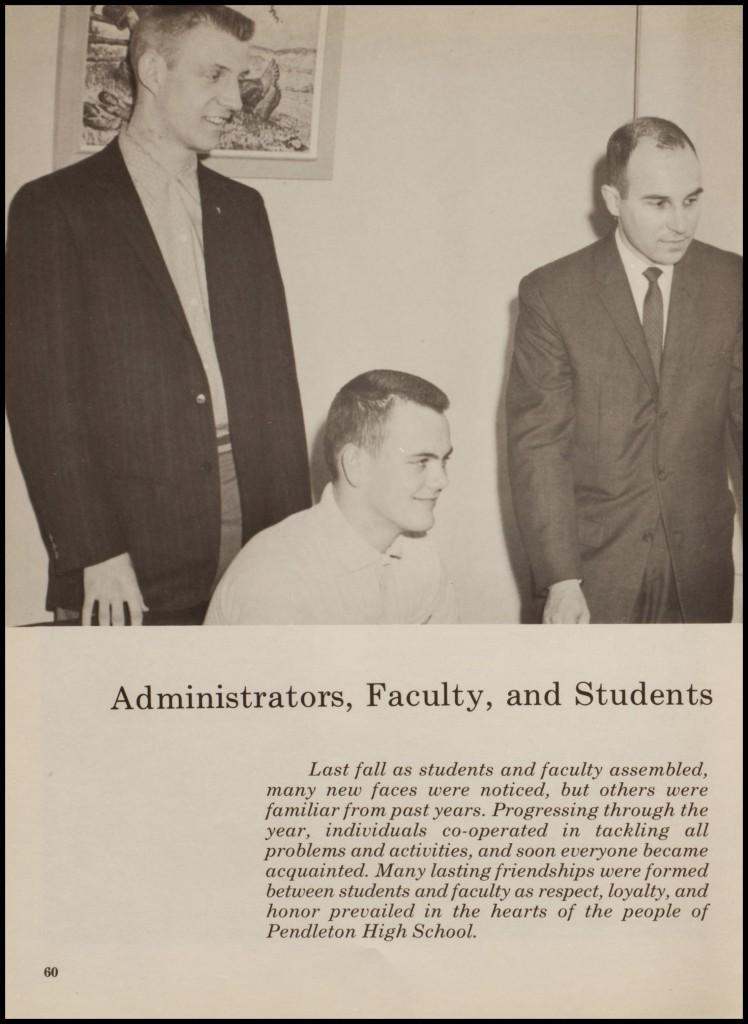 1960 SKIP & PRINCIPAL