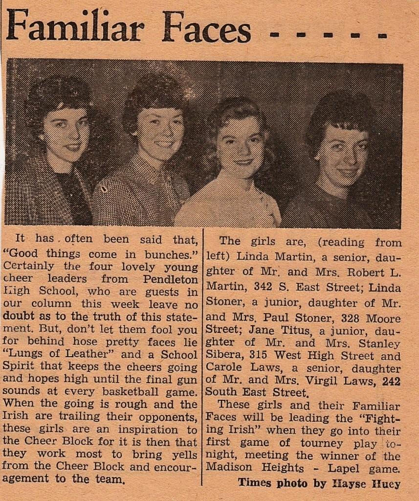 1959 PENDLETON TIMES