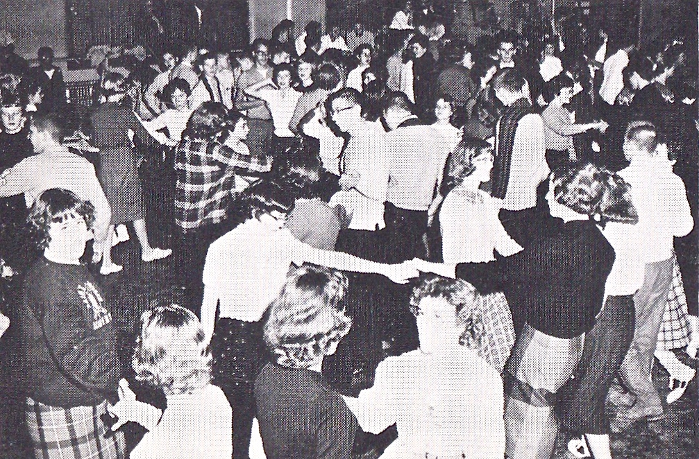1960 SOCK HOP