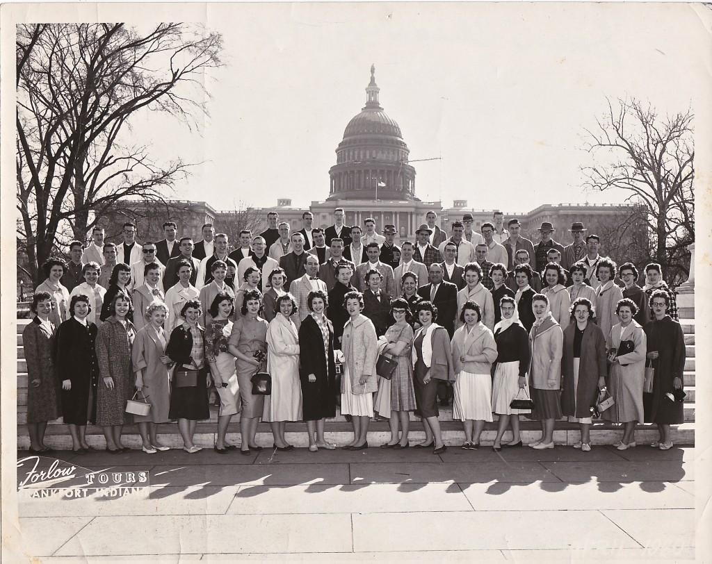 1960 SENIOR CLASS TRIP