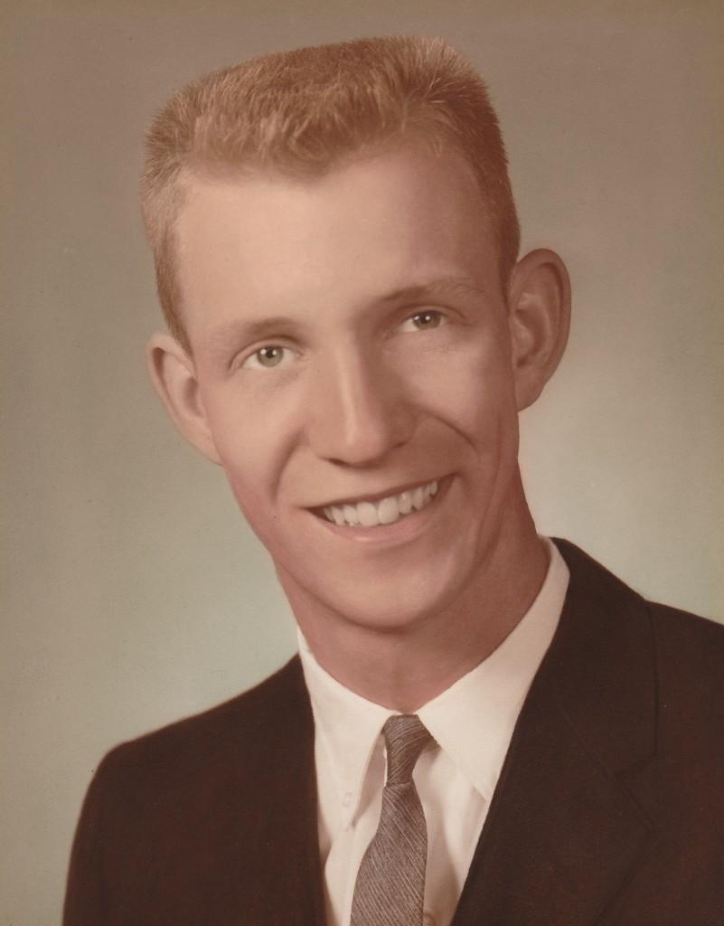 """1960 MARVIN EUGENE """"SKIP"""" WOLFF, JR."""
