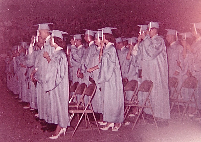 1960 PHS SENIOR CLASS