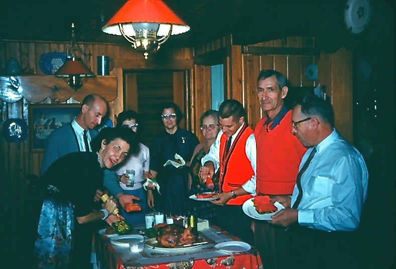 1960 THANKSGIVING