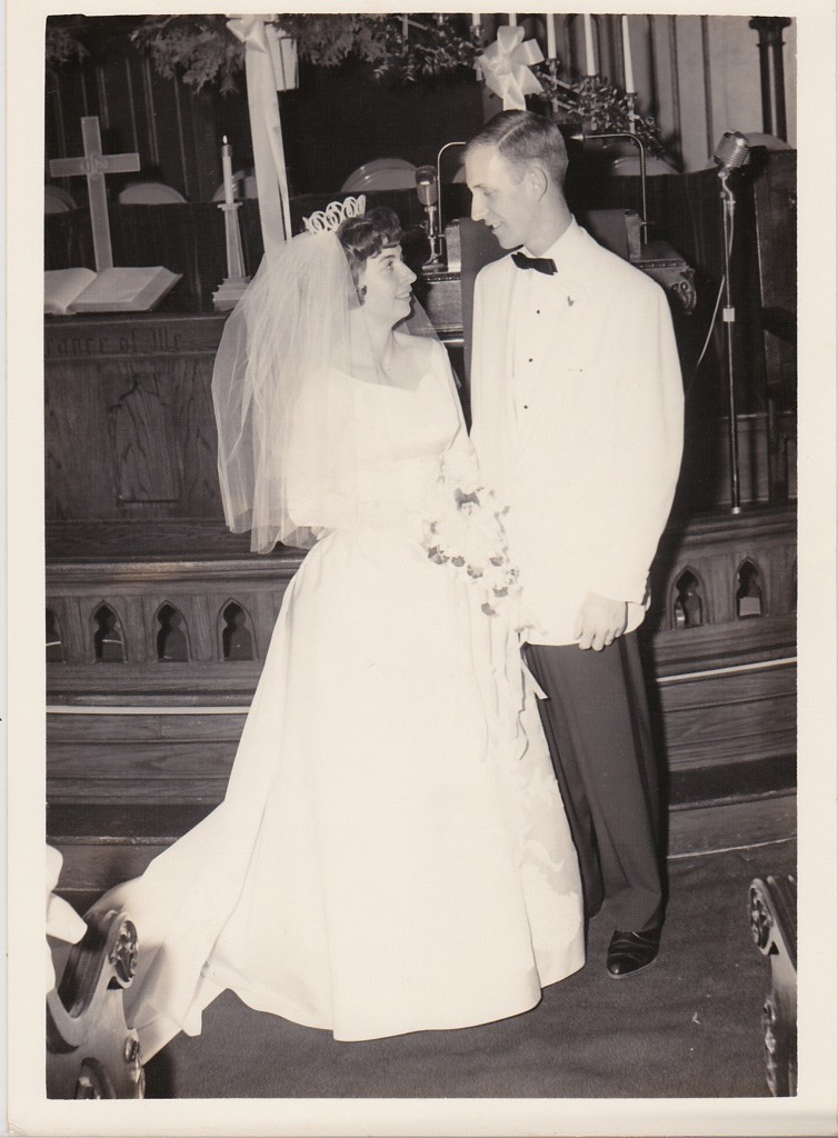 Mr.& Mrs. Marvin Eugene Wolff, Jr.