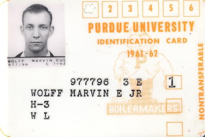 PURDUE ID